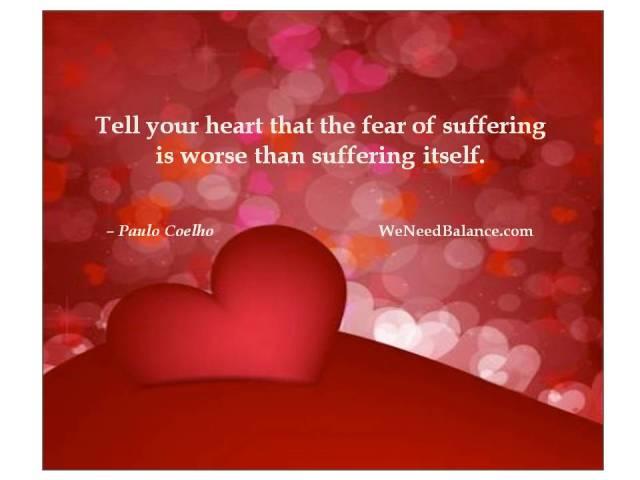 heart fear Coelho