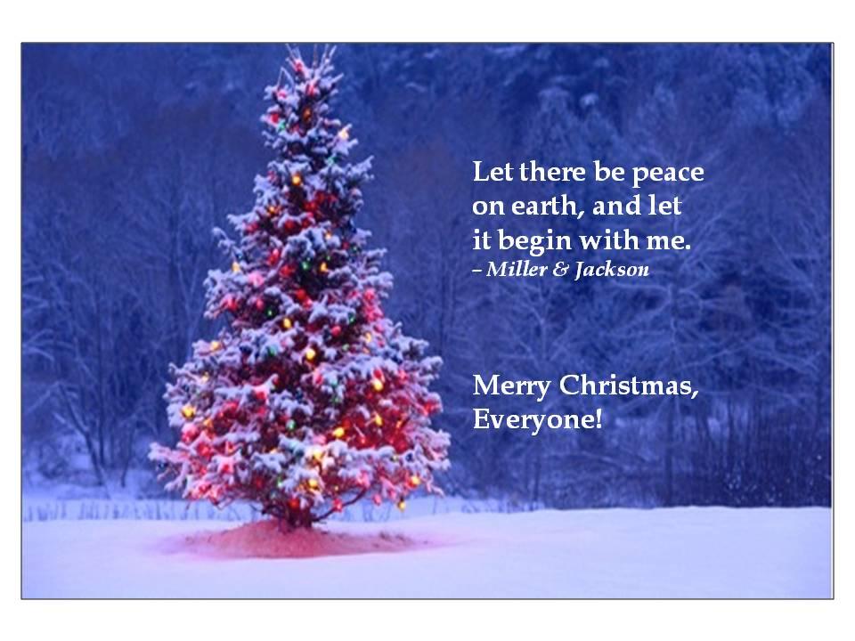 Peace on Earth | Reclaiming Balance